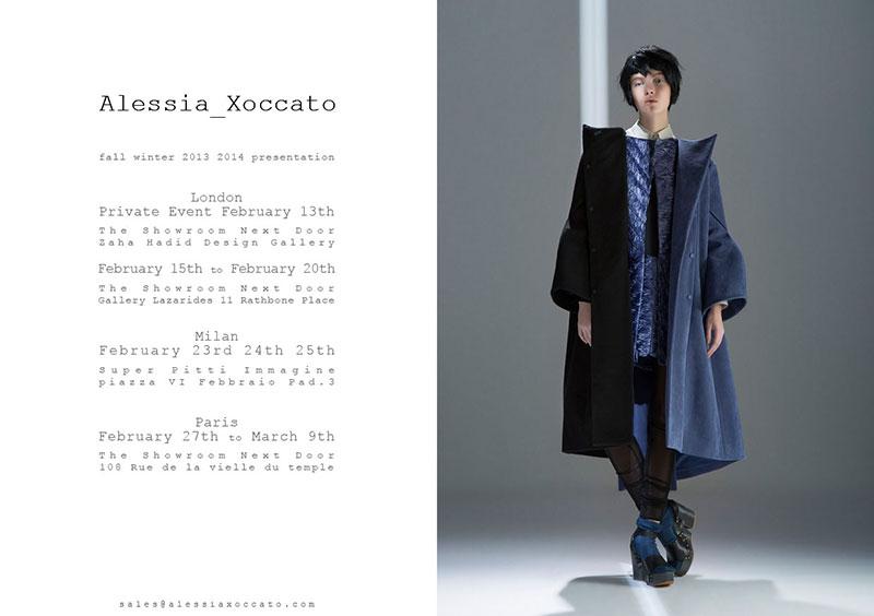 Alessia Xoccato 04_invito-campagna-FW1314.jpg