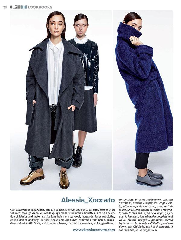 Alessia Xoccato LB_Xoccato 2014