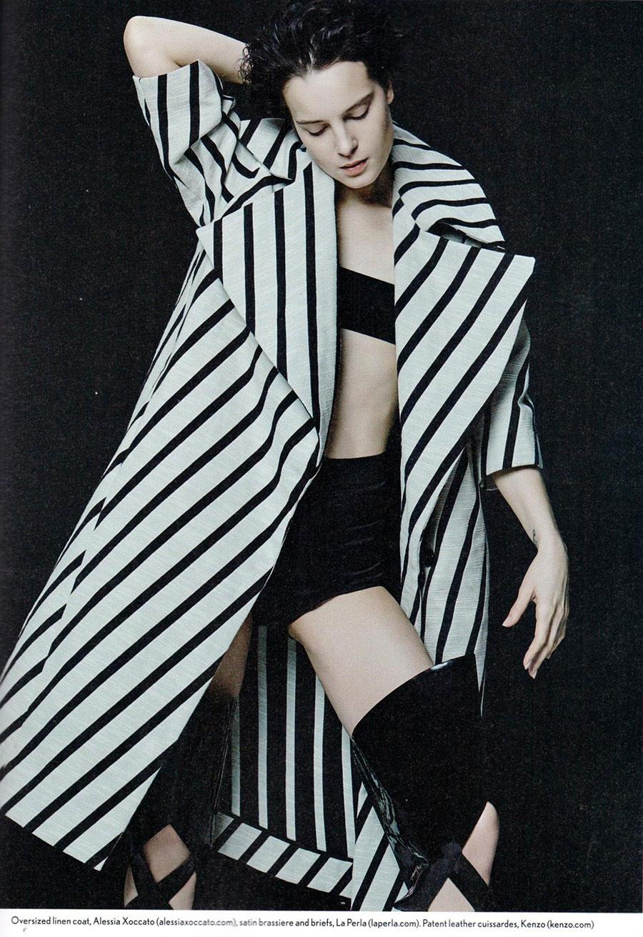 Alessia Xoccato Dry-Magazine-01-04-2016-pag.67 2016